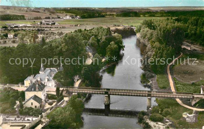 AK / Ansichtskarte Appoigny Le ont et les Bords de l Yonne Kat. Appoigny