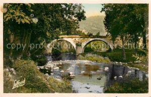 AK / Ansichtskarte Aurec sur Loire Pont sur la Sumene Kat. Aurec sur Loire