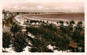 AK / Ansichtskarte La Baule sur Mer Vue sur la Plage Kat. La Baule Escoublac