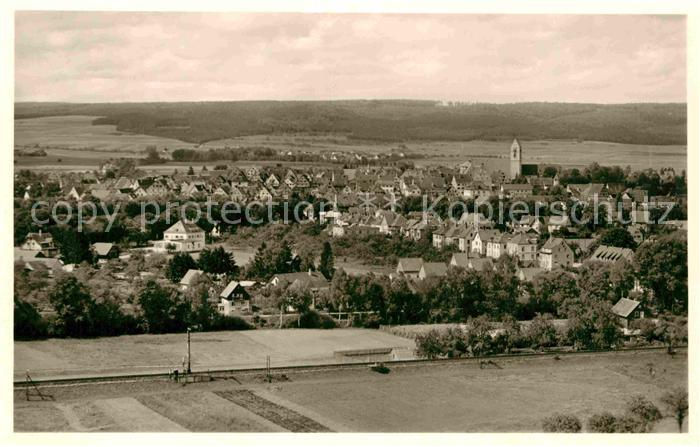 AK / Ansichtskarte Riedlingen Donau Panorama Kat. Riedlingen