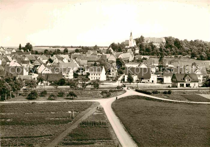 AK / Ansichtskarte Neufra Riedlingen Panorama  Kat. Riedlingen
