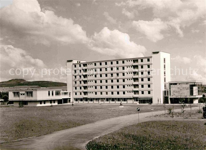 AK / Ansichtskarte Riedlingen Donau Kreiskrankenhaus  Kat. Riedlingen