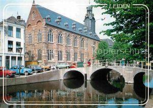AK / Ansichtskarte Leiden Universiteitsgebouw Kat. Leiden