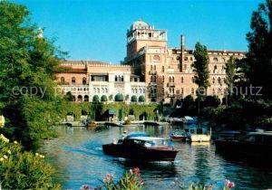 AK / Ansichtskarte Lido di Venezia Darsena Hotel Excelsior Kat. Venezia Venedig