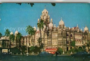 AK / Ansichtskarte Bombay Mumbai Western Railway Office Church Gate