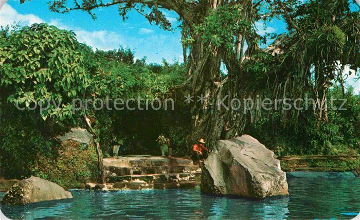 AK / Ansichtskarte Veracruz El Tegal donde aparecio La Virgen del Carmen Kat. Veracruz