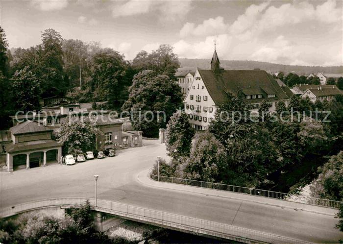 AK / Ansichtskarte Goeppingen Christophsbad Kat. Goeppingen