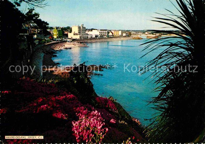AK / Ansichtskarte Jersey Havre des Pas Kat. Jersey
