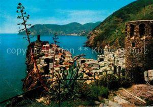 AK / Ansichtskarte Vernazza Cinque Terre Kat. La Spezia