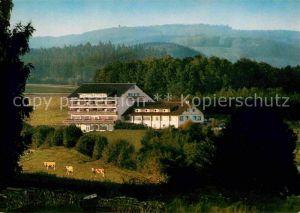 AK / Ansichtskarte Waldmichelbach Sonnen Cafe Hotel Kreidacher Hoehe Odenwald Kat. Wald Michelbach