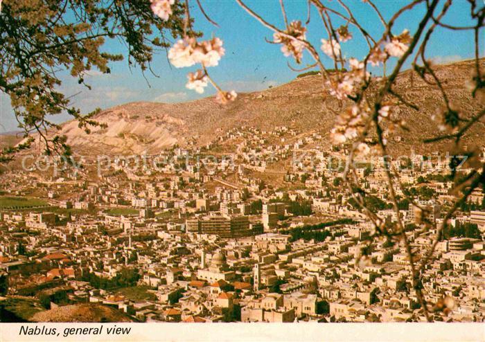 AK / Ansichtskarte Nablus Panorama Kat. Nablus