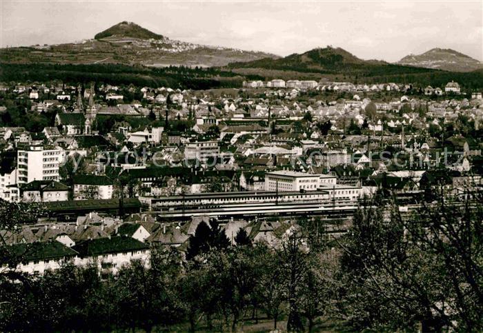 AK / Ansichtskarte Goeppingen Hohenstaufen  Kat. Goeppingen