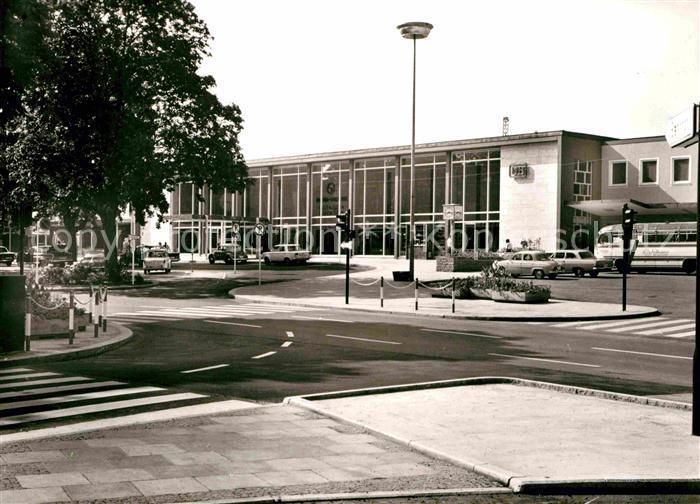AK / Ansichtskarte Goeppingen Bahnhof Kat. Goeppingen