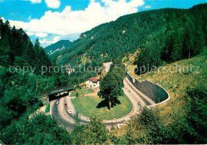 AK / Ansichtskarte Hoellental Schwarzwald mit Ravennaviadukt Kat. Buchenbach