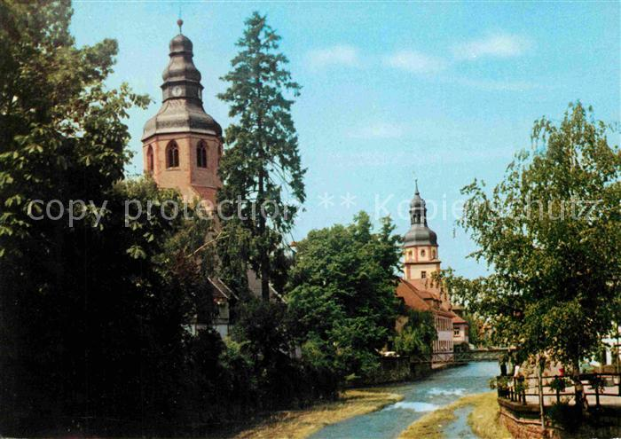 AK / Ansichtskarte Ettlingen Kirche Kat. Ettlingen