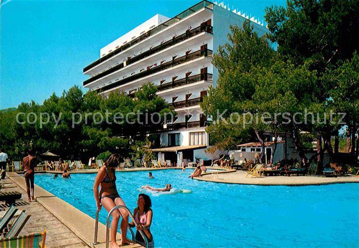 AK / Ansichtskarte Canyamel Hotel Laguna Kat. Mallorca