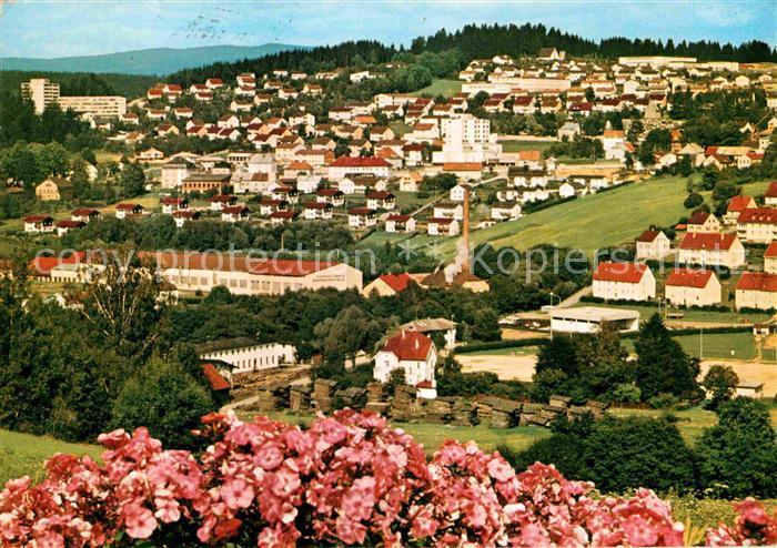 AK / Ansichtskarte Freyung Erholungsort Tor zum Nationalpark Bayerischer Wald Kat. Freyung