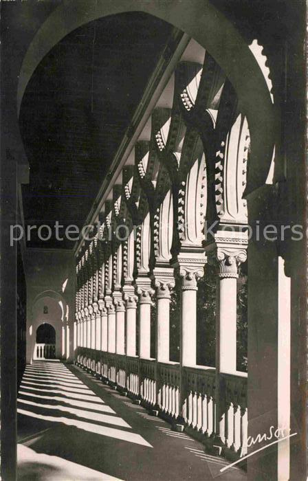 Alger Algerien Palais d ete du Gouverneur General Galerie