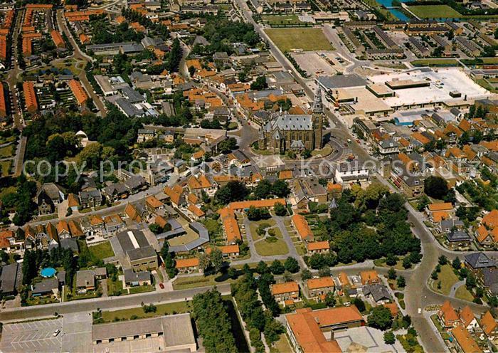 AK / Ansichtskarte Schagen Schwalmtal Luftaufnahme Kat. Schwalmtal