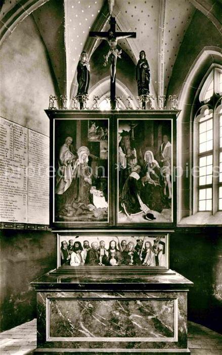 AK / Ansichtskarte Adelberg Kloster Ulrichskapelle Kat. Adelberg