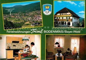 AK / Ansichtskarte Bodenmais Ferienwohnung Treml Kat. Bodenmais