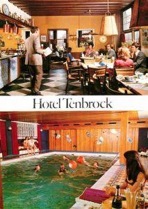AK / Ansichtskarte Pfeifenofen Stadtlohn Hotel Tenbrock Restaurant Hallenbad