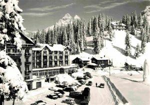 AK / Ansichtskarte Dolomiti Grand Hotel Misurina Tre Cime di Lavaredo Kat. Italien