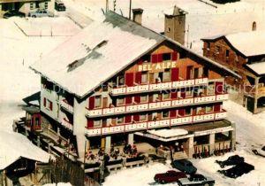 AK / Ansichtskarte Les Gets Haute Savoie Hotel Bel Alpe Kat. Les Gets