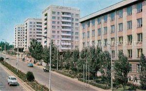 AK / Ansichtskarte Kichinev Chisinau Negrutsi Boulevard
