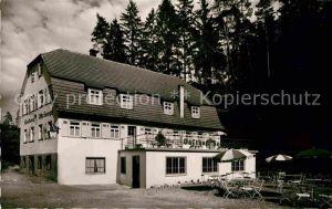 AK / Ansichtskarte Wildberg Schwarzwald Gasthof Pension Seeger Kat. Wildberg