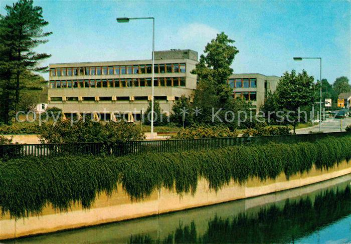 Gevelsberg Schwimmbad ak ansichtskarte gevelsberg neues rathaus gevelsberg nr