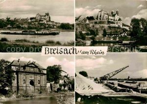 AK / Ansichtskarte Breisach Rhein  Kat. Breisach am Rhein