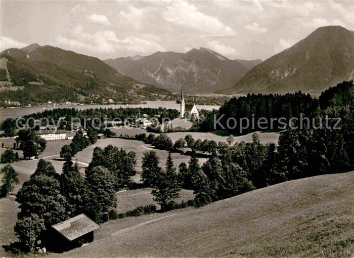 AK / Ansichtskarte Bad Wiessee am Tegernsee Kat. Bad Wiessee