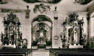 AK / Ansichtskarte Baitenhausen Inneres der Wallfahrtskirche Kat. Meersburg