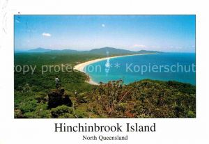 AK / Ansichtskarte Hinchinbrook Island View from Nina Peak