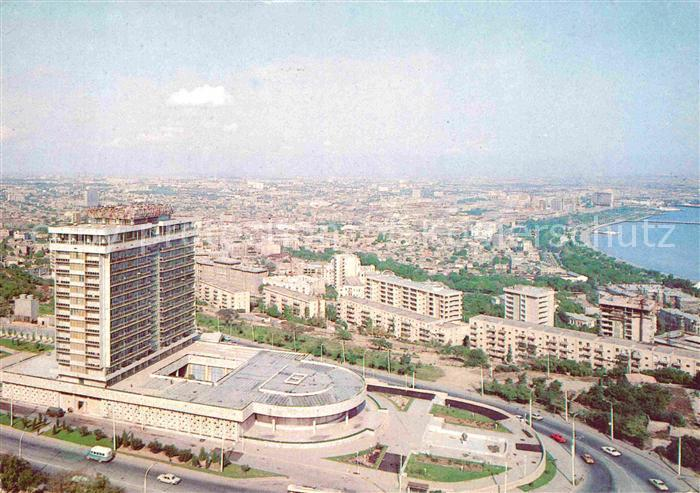 Baku Hotel Moskva  Kat. Baku