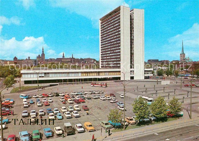 AK / Ansichtskarte Tallinn Hotel Viru Kat. Tallinn