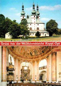 AK / Ansichtskarte Kappl Wallfahrtskirche Kat. Kappl