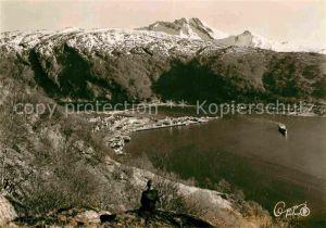 AK / Ansichtskarte Narvik Den sovende Dronning Kat. Narvik