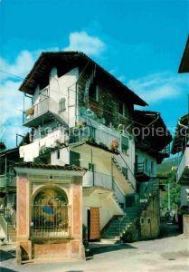 AK / Ansichtskarte Baveno Casa Morandi Monumento Nazionale Kat. Lago Maggiore