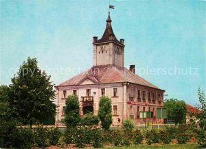AK / Ansichtskarte Glogow Malopolski Ratusz w Rynku Rathaus