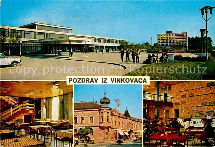 AK / Ansichtskarte Vinkovci  Kat. Kroatien