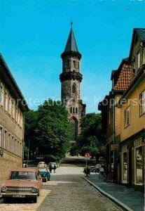 AK / Ansichtskarte Neustadt Coburg Stadtkirche Kat. Neustadt b.Coburg