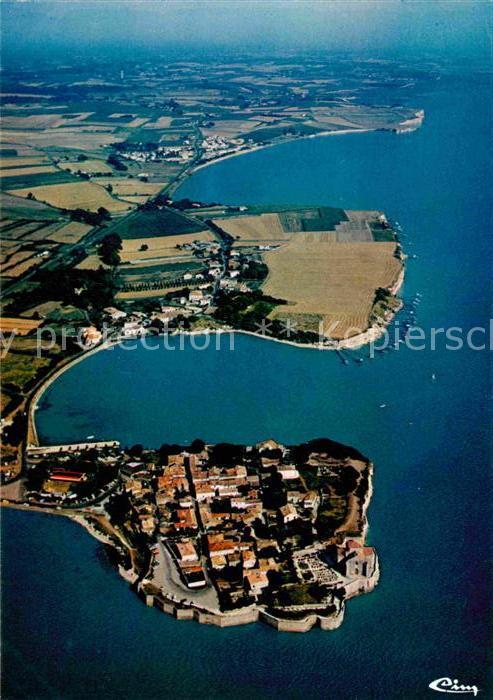AK / Ansichtskarte Talmont sur Gironde Fliegeraufnahme Caillaud  Kat. Talmont sur Gironde