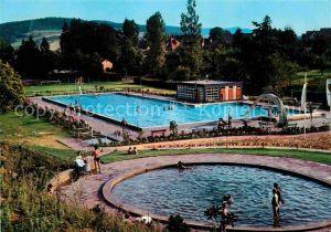 AK / Ansichtskarte Reichelsheim Odenwald Schwimmbad im Naturpark Kat. Reichelsheim (Odenwald)