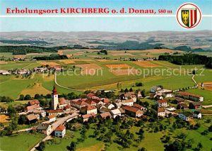 AK / Ansichtskarte Kirchberg Donau Fliegeraufnahme Kat. Kirchberg ob der Donau