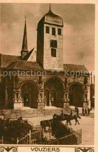 AK / Ansichtskarte Vouziers Eglise Kirche Kat. Vouziers
