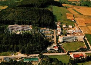 AK / Ansichtskarte Bad Driburg Sanatorium Berlin BfA Fliegeraufnahme Kat. Bad Driburg