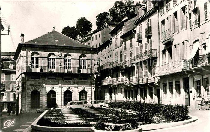 AK / Ansichtskarte Plombieres les Bains Vosges Les Bains Romains Kat. Plombieres les Bains