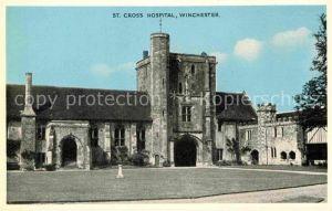 AK / Ansichtskarte Winchester St Cross Hospital Kat. Winchester